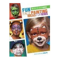 Fun Face Painting Ideas For Kids, Nick Wolfe
