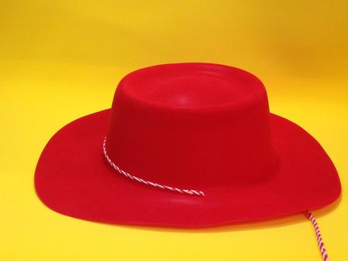 Toy Story Sombreros Wody Y Jessy Fiesta Vaquera  28 cDL9F - Precio D ... 42eb623036e