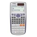Calculadora Científica Casio Fx991laplus - 417 Funciones