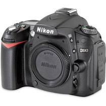 Nikon D90 Formato Dx Cmos De La Cámara Réflex Digital (sólo