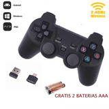 Control Inalambrico Tipo Play Station 3, Android Y Windows
