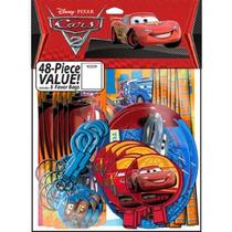 Cars Pixar Recuerdos Fiesta Decoracion Bolsitas Nino Carros