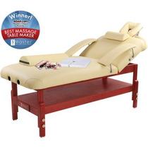 Dominar 31 Salon Serie Estacionaria Lx Mesa De Masaje Con E