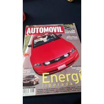Revista Automóvil - Energía Liberada