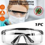 Anti Virus Lentes De Seguridad  Anti Salpicaduras De Saliva