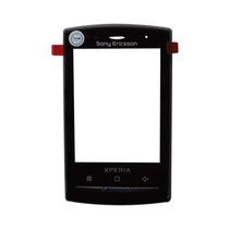 Touch Screen Con Marco Sony Xperia X10 Mini Pro / U20