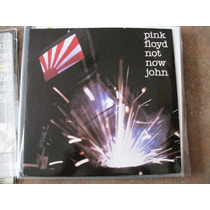 Sencillo 12 In Pink Floyd, Not Now John, Uk