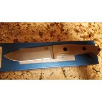 Benchmade Model 162-1 Bushcrafter Eod Knife Navaja Cuchillo