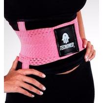 Faja Cinturilla Tecnomed Belt Fitness Cinturon Colombiana