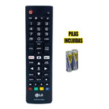 Control Remoto LG Smart Netflix Amazon + Pilas Incluidas