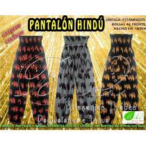 Pantalon Hindu, Pantalon Estampado Precio Mayoreo