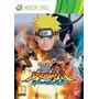 Naruto Shippuden Ultimate Ninja Storm Generations X360 Meses