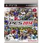 Pes 2014 Pro Evolution Soccer 2014 Ps3 Nuevo Sellado