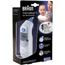 Braun Thermoscan5 Oído Termómetro Irt6500us