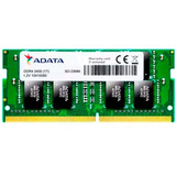 Memoria Ram Ddr4 8gb 2400mhz Adata Premier Laptop Ad4s240038g17-s