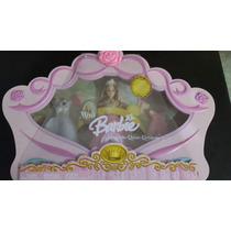 Barbie El Cascanueces Mini Clara