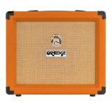 Amplificador Orange Crush Series 20rt 20w Transistor Naranja