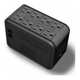 Regulador Vorago Avr-100 1000va 8 Contactos 15m