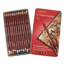 Estuche De Colores Profesionales Derwent Pastel 12 Piezas