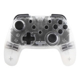 Control Joystick Inalámbrico Nyko Wireless Core Switch Transparente