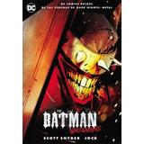 Dc Comics/ Deluxe The Batman Who Laughs/ Nuevo Español