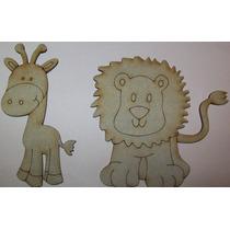 Figuras De Mdf Para Manualiades, Decoracion Cuarto Bebe