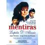 Dvd Mentiras ( 1986 ) - Abel Salazar / Lupita D´alessio / Ju