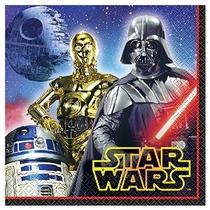 Star Wars Almuerzo Servilletas 16-count