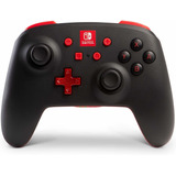 Control Joystick Powera Enhanced Wireless Controller For Switch Negro