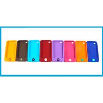 Touch 4 - 2 X 99 Pesos - Silicon Para Ipod Touch 4 - Barato