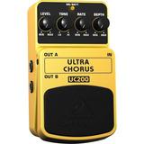 Pedal Ultra Chorus Behringer Uc200 Envio Inmediato +