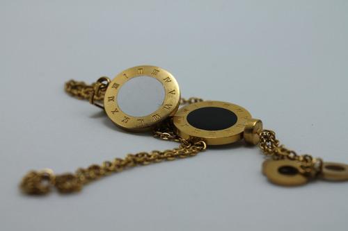 6674e9940923 Acero Inoxidable Juego Elegant Clon Bvlgari Collar + Aretes en venta en  Puebla Puebla por sólo   315