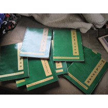 Lote De 10 Libros De El Banco De Comercio De Los 6