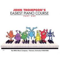 El Más Fácil Curso Parte Piano De John Thompson 1