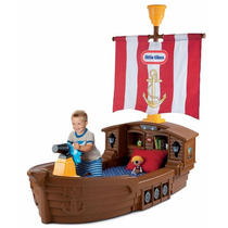 Cama Barco Pirata Infantil Oferta