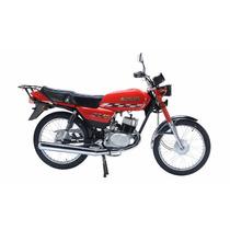 Motocicleta Suzuki Ax100 Trabajo 2016
