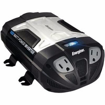 Energizer En500 Inversor De Corriente 500w 120 Volts 2 Usb