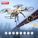 Dron Drone Syma X8hw Transmite Vivo A Celular Modelo 2018 X8