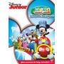 Dvd La Casa De Mickey Mouse: El Pequeño Tren Choo Choo De Mi