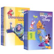 Me Divierto Aprendo Y Practico Ingles Con Disney 8 Vols