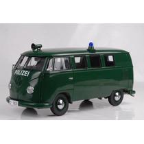 1956 Vw Combi Polizei Sunstar Escala 1/12 Revell