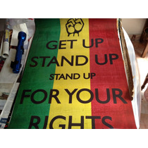 Poster Ley Reggae Bob Marley