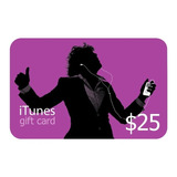 App Store Videogames & Itunes  Usa $25 Gift Card App Store