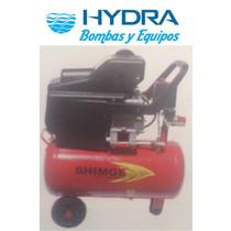 Compresor Con Motor Acoplado 2 Hp
