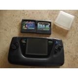 Game Gear Consola Portatil De Sega Para Reparacion