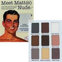 Sombras Meet Matt Nude, El Mejor Diseño Y Color
