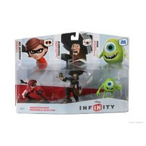 Disney Infinity Figura 3-pack: Sidekicks