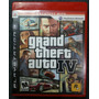 Grand Theft Auto 4 Para Ps3 Usado