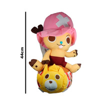 One Piece Chopper Peluche Thousand Sunny 44cm Luffy Calavera