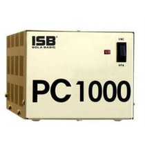 Regulador Sola Basic Pc-1000 Va1000 Ferroresonante +c+